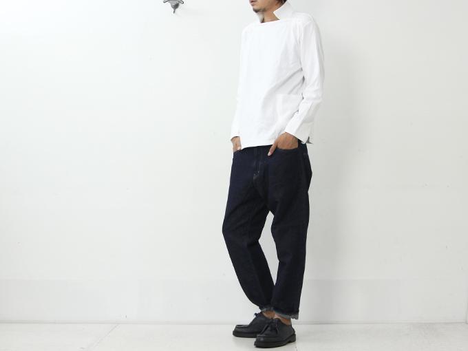 Ordinary Fits(オーディナリーフィッツ) 5 POCKET SARROUEL DENIM PANTS