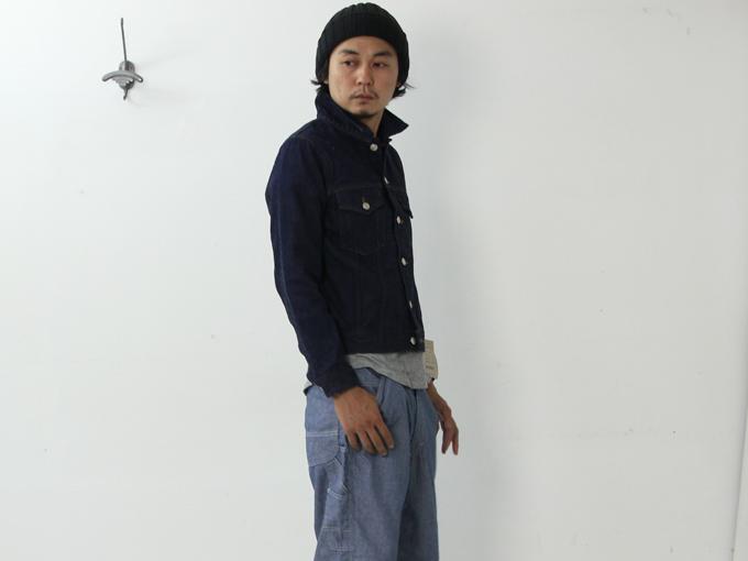 YAECA(ヤエカ) DENIM JACKET
