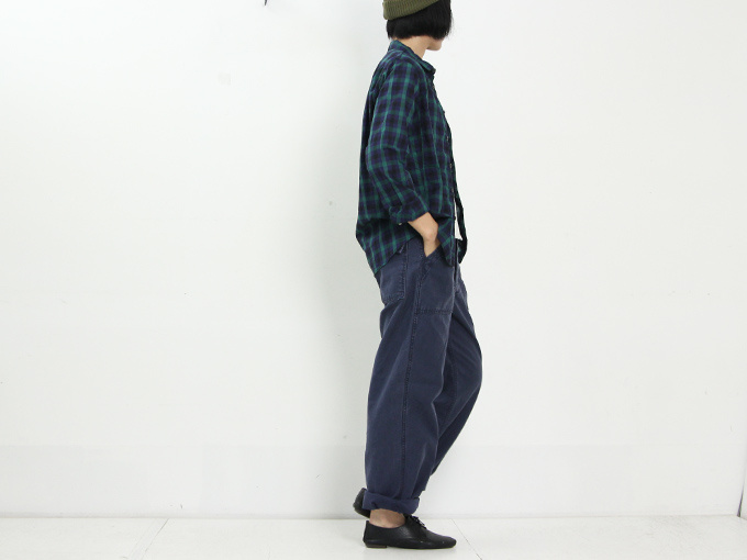 DAILY WARDROBE INDUSTRY(デイリーワードローブインダストリー) DAILY BAKER PANTS