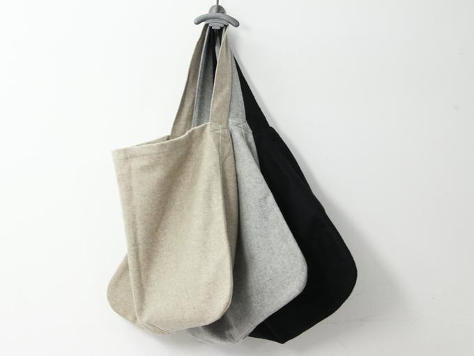 MASTER & Co. (マスターアンドコー) WOOL MELTON SHOLDER BAG