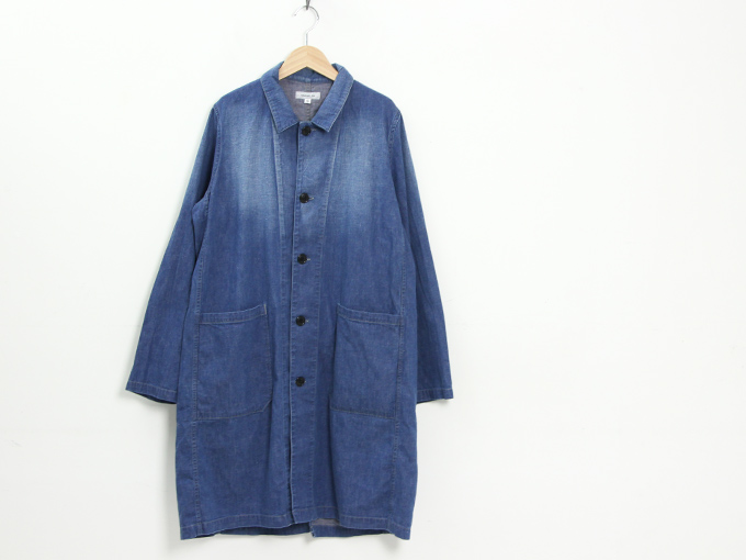 Ordinary Fits (オーディナリーフィッツ) GARAGE COAT #Denim