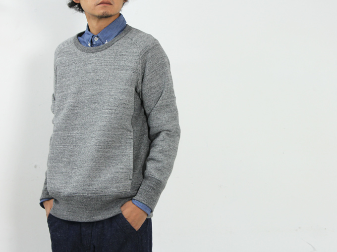 CURLY (カーリー) RAFFY CN SWEAT