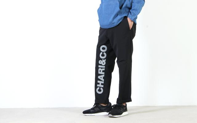 CHARI&CO (チャリアンドコー) CONFORT PANTS