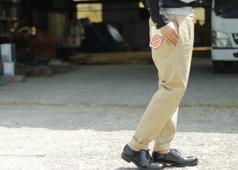 CURLY (カーリー)×Dickies(ディッキーズ) ASSEMBLY EZ TROUSERS