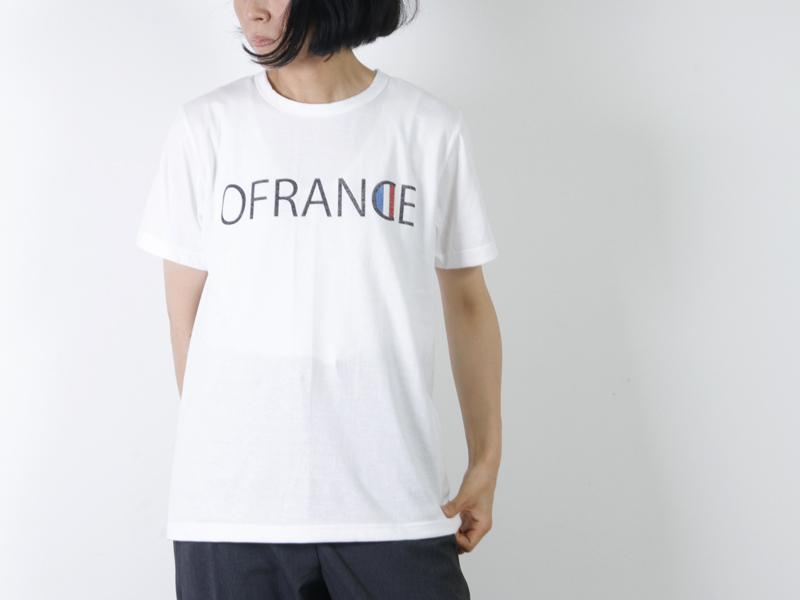 EEL(イール) OFRANCE TEE