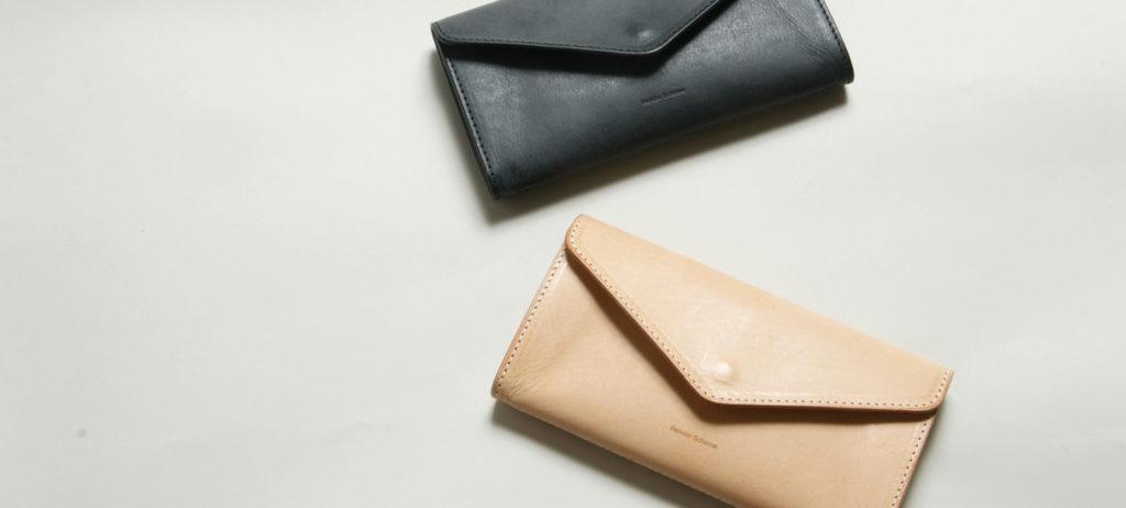 Hender Scheme (エンダースキーマ) long wallet / ロングウォレット