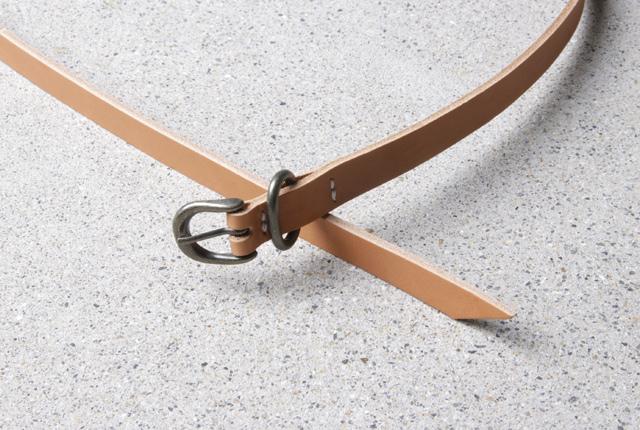 Hender Scheme (エンダースキーマ) tail belt