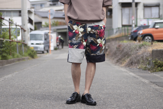 ENGINEERED GARMENTS(エンジニアードガーメンツ) Ghurka Short