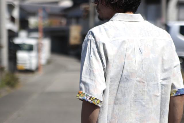 EEL (イール) Merci shirt