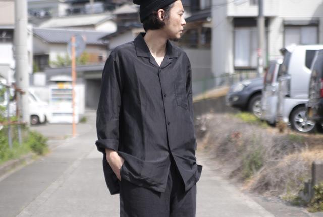 KAPTAIN SUNSHINE(キャプテンサンシャイン) Sleeping Wide Shirt