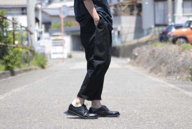 Ordinary Fits (オーディナリーフィッツ) TWIST PANTS