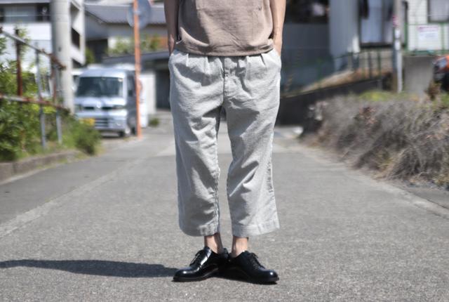 FUJITO(フジト) Gurkha Pants