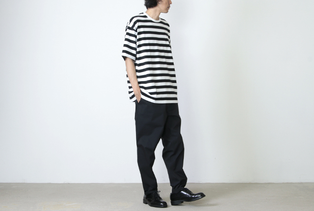 Graphpaper (グラフペーパー) Stretch Typewriter Cook Pants