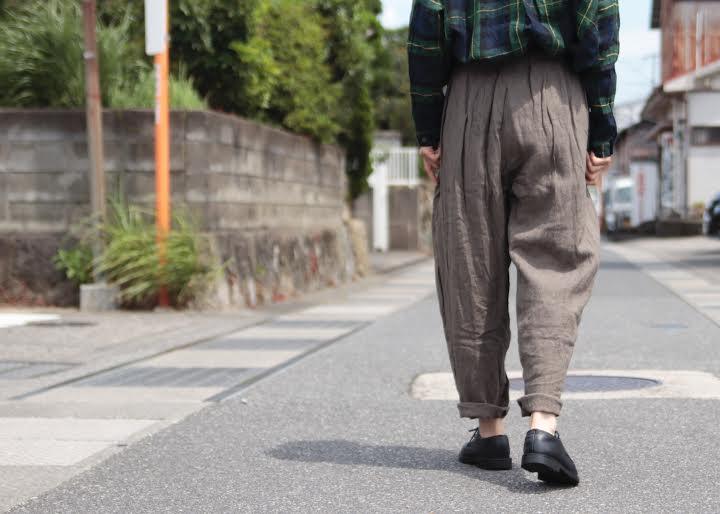 ICHI Antiquitesの秋イロPants&Shirt!