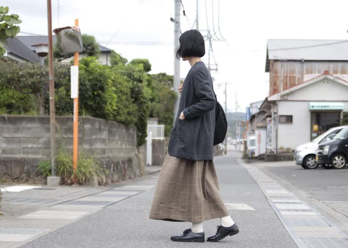 Jacket style FIRMUM×GRAMICCI