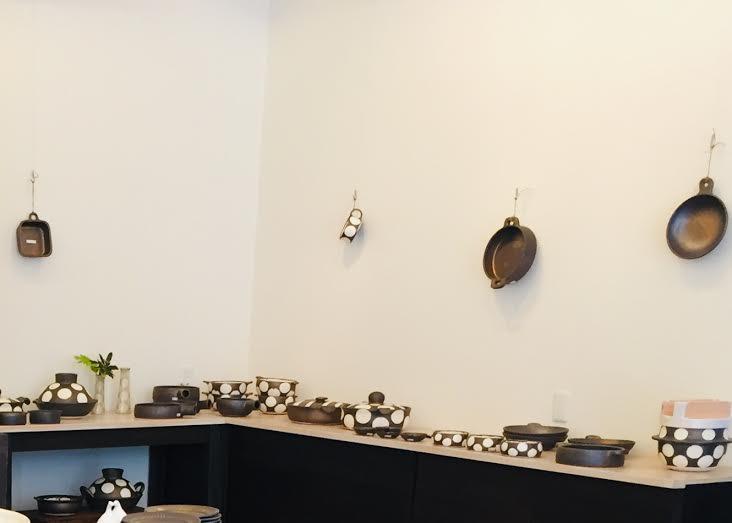 柴田睦子さんの器展へ行ってきました