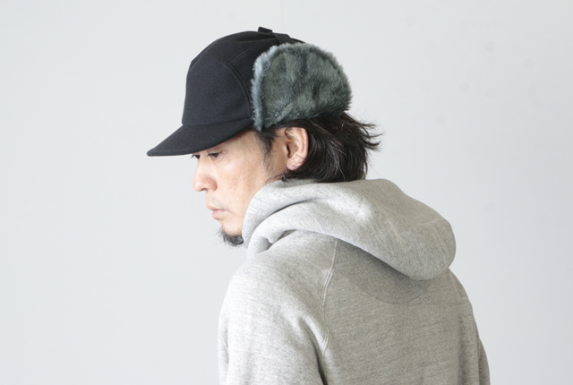 CURLY (カーリー) PRESTON FLIGHT CAP
