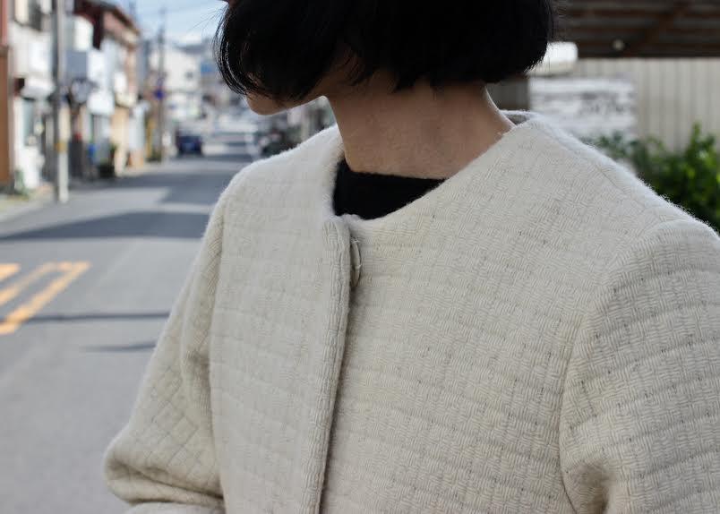 新年のおでかけコートはコレ!Lin francais d'antan Seurat