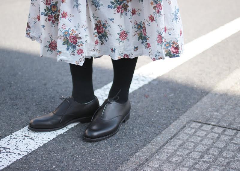 ironari × YAECA 春スタイル