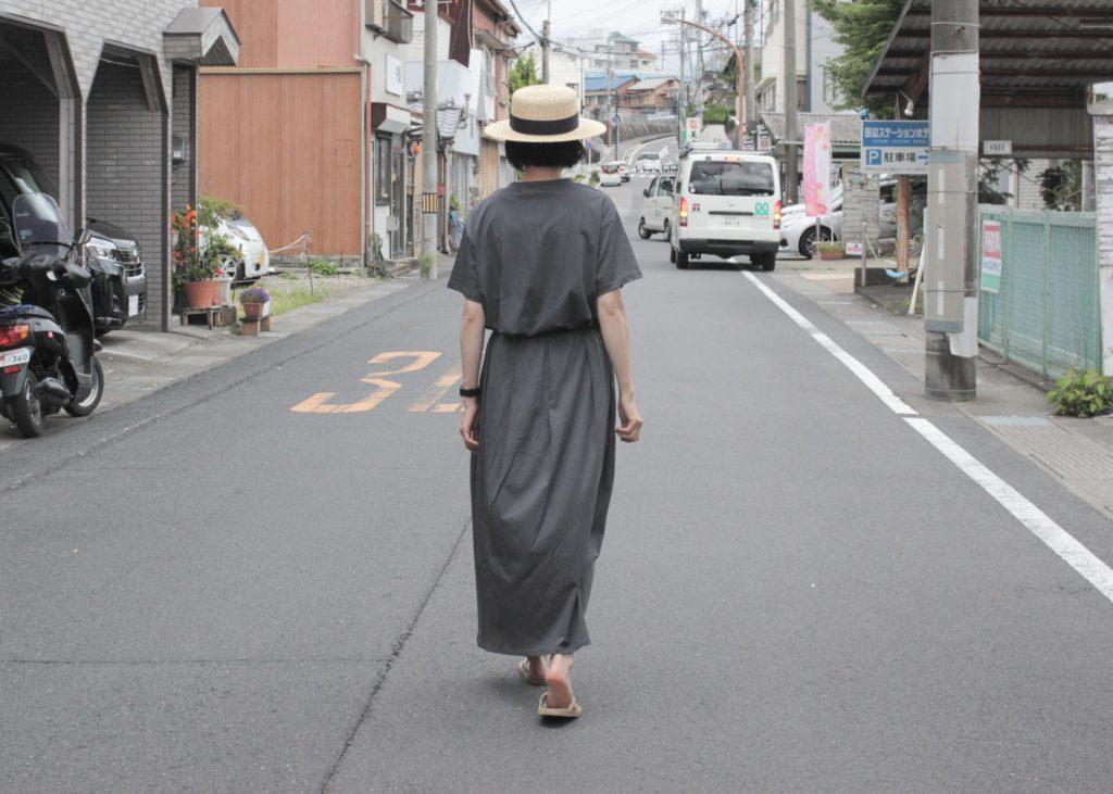 T shirts & Skirt 夏のセットアップ-MidiUmi-