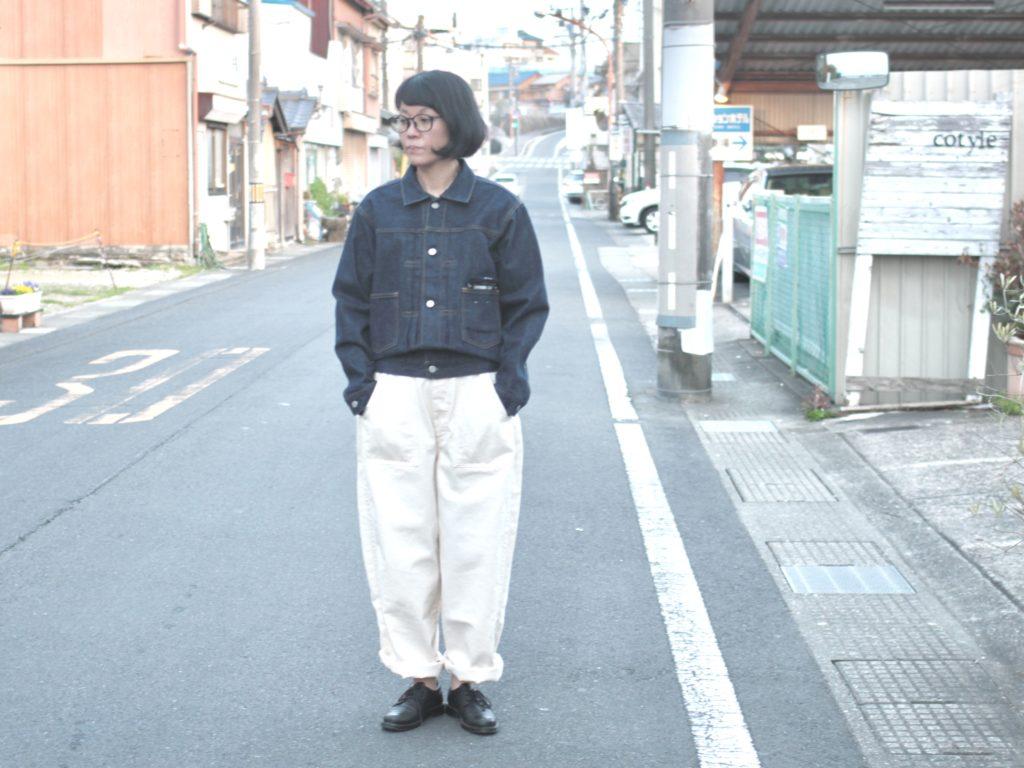 【ORDINARY FITS_DENIM×2】