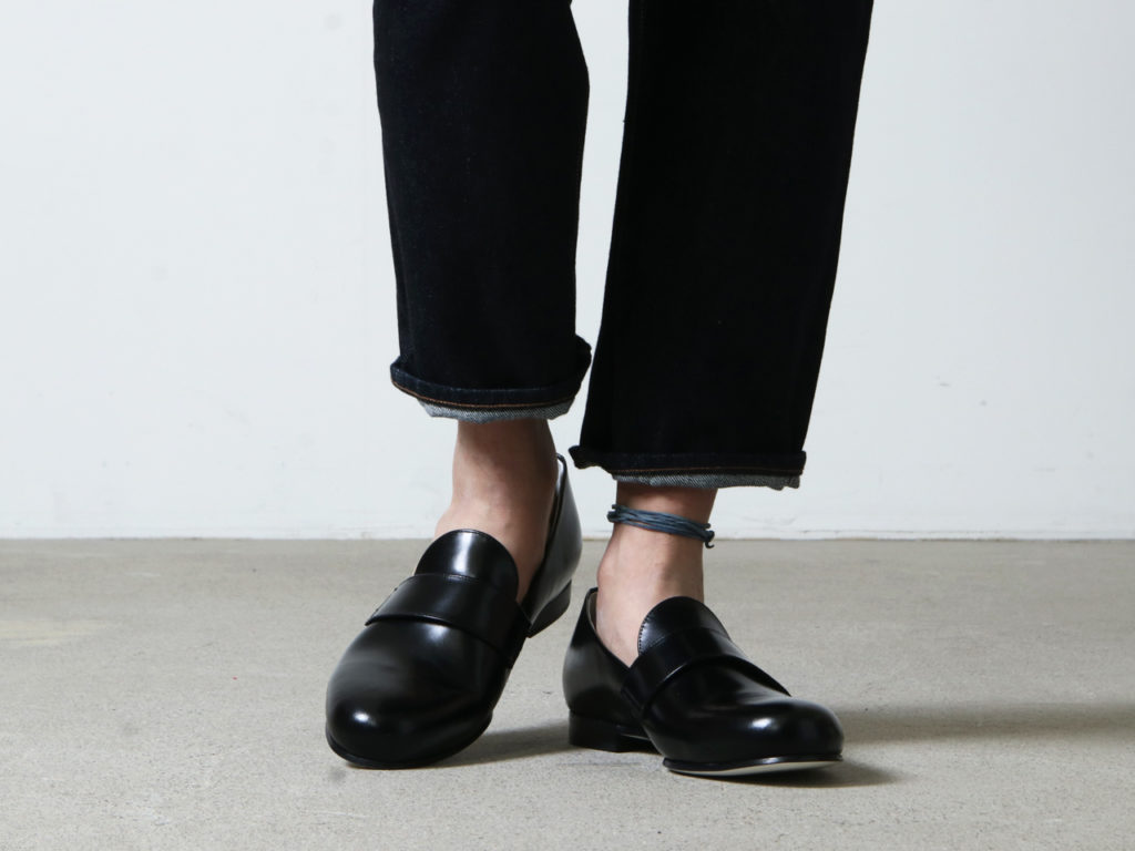 foot the coacher (フットザコーチャー) FRENCH LOAFER