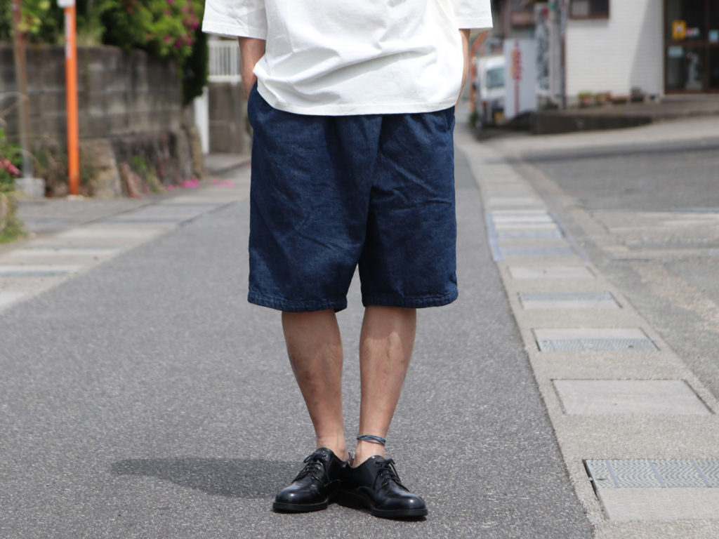 Ordinary Fits (オーディナリーフィッツ) TWIST SHORTS OW