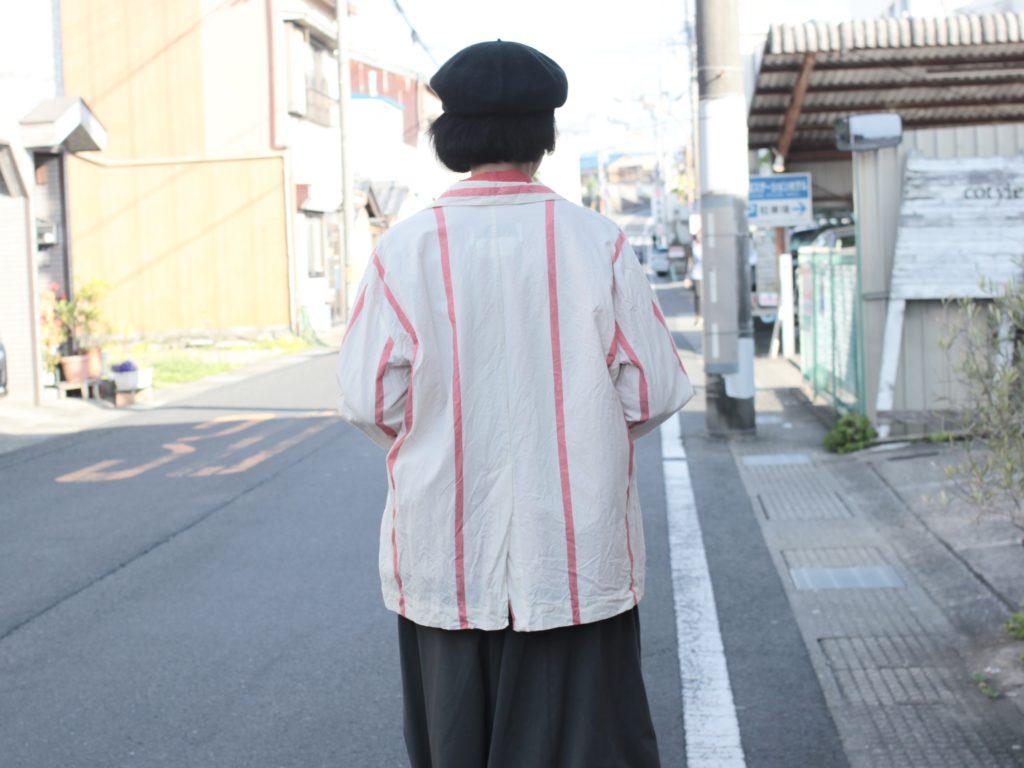 春のシャツ&ジャケットスタイル【Veritecoeur & ICHI Antiquites】