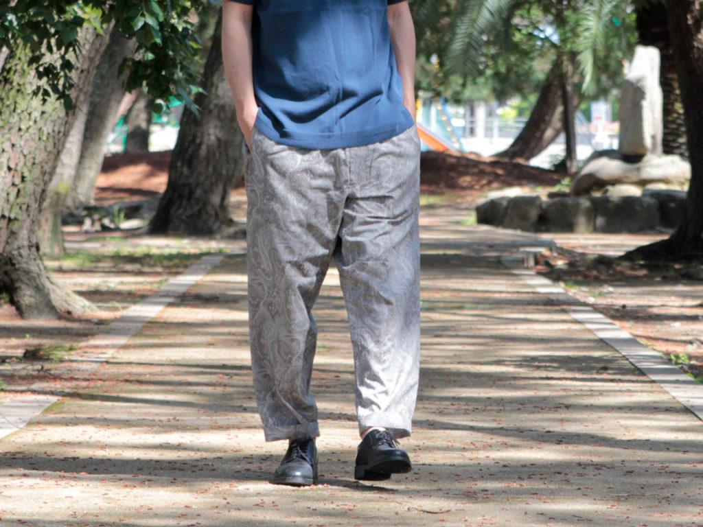 KAPTAIN SUNSHINE (キャプテンサンシャイン) Athletic Easy Pants