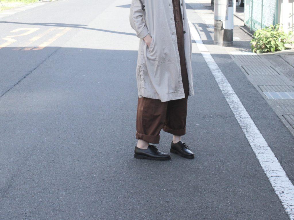 秋色コーデ【HARVESTY × Veritecoeur】