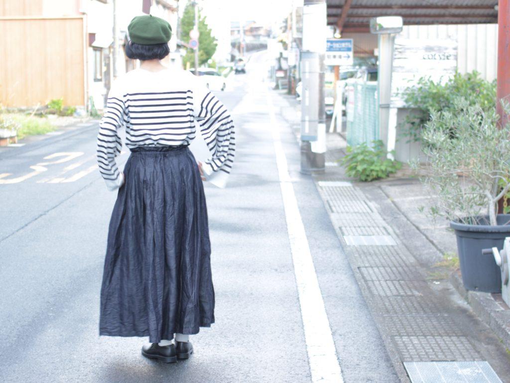 秋のボリューミースタイルMASTER & Co. × Gauze